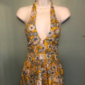 Urban Outfitters Pins & Needles Short Romper, Sz 4